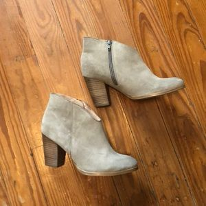 Anthropologie Seychelles booties SZ 7
